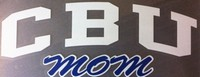 Cbu Mom Decal