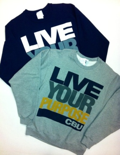 Jabber Live Your Purpose Crew Sweatshirt (SKU 1044698017)