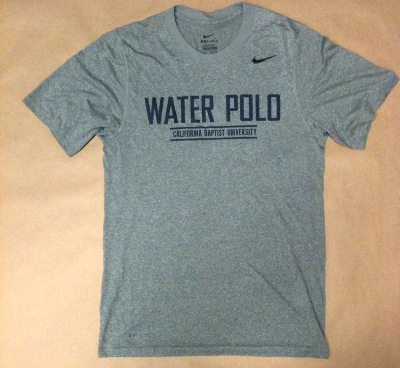 Nike Legends Water Polo Grey Dri Fit (SKU 1050469712)