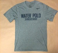 Nike Legends Water Polo Grey Dri Fit