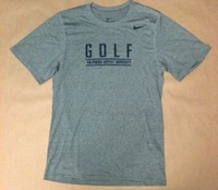 Nike Legends Golf Grey Dri Fit