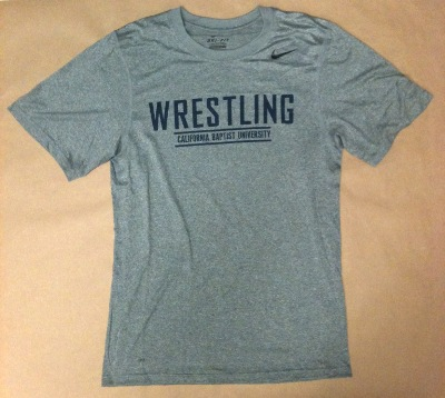 Nike Legends Wrestling Grey Dri Fit (SKU 1050491812)