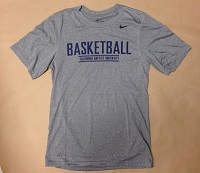 Nike Legends Basketball Grey Dri Fit