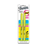 Sharpie Highlighter 2-Pack