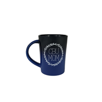 Trudy CBU Mom Wreath Mug