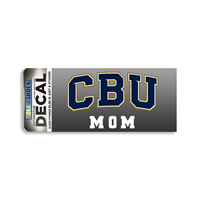 CBU Mom Arch Decal