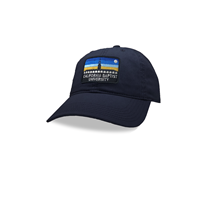 RELAXED TWILL BELL TOWER SKYLINE CAP