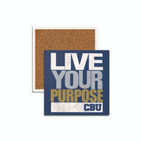 Sandstone Live Your Purpose Coaster