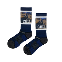 Strideline Lancer Statue Crew Socks