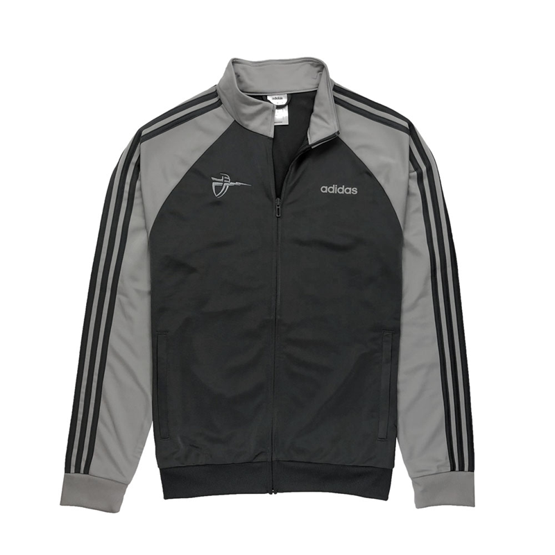 Adidas Essentials 3 Stripes Shield Men's Track Jacket (SKU 1067893012)