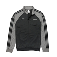 ADIDAS ESSENTIALS 3 STRIPES SHIELD MEN'S TRACK JACKET
