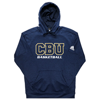 Adidas Team Issue Basketball Pullover Hoodie