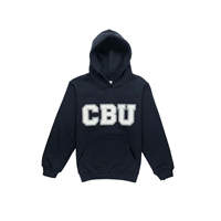 CBU Tackletwill Youth Hoodie