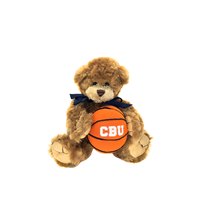 Chase Bear CBU Basketball Plush