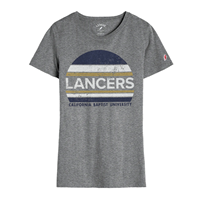 Freshy Lancers Sunset Womens Tee