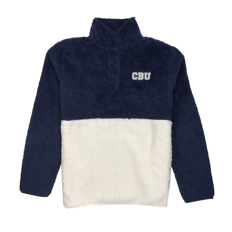 Fuzzy Fleece CBU Women's Pullover (SKU 1067866417)