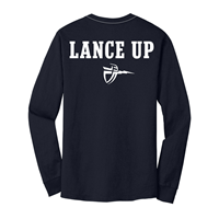 League CBU Lance Up Ls Pocket Tee