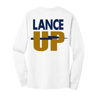 League Lance Up Ls Pocket Tee
