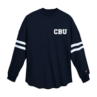 Ra Ra Sporty Stripe CBU Women's Ls Tee