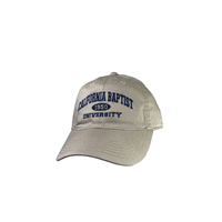 Relaxed Twill California Baptist University 1950 Cap